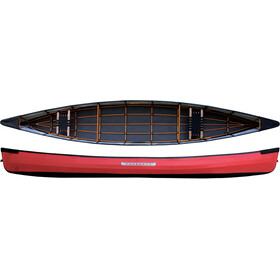 Pakboats PakCanoe 165 incl. Custodia, red